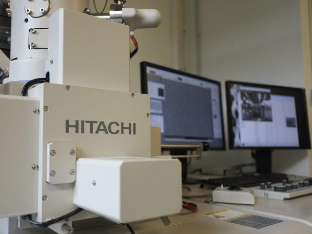 FEG Hitachi-SU8010